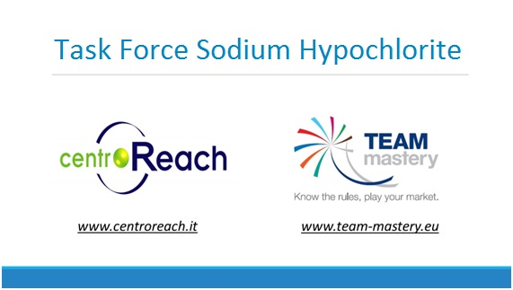 Sodium Hypochlorite – Italian Task Force for Biocidal Products