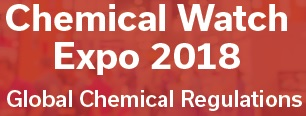 12-13 June – Chemical Watch Expo 2018: meet us in Brussels.