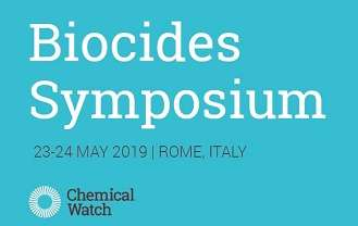 May, 23-24: Biocides Symposium Rome
