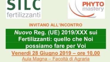 Fertilizzanti, nuovo regolamento UE 2019/XXX
