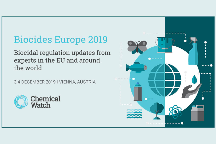 BIOCIDES EUROPE 2019: THE LATEST DEVELOPMENTS OF THE BPR