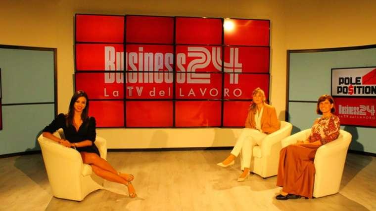 """TEAM mastery ospite a """"Business24 La TV del Lavoro"""" su Sky"""