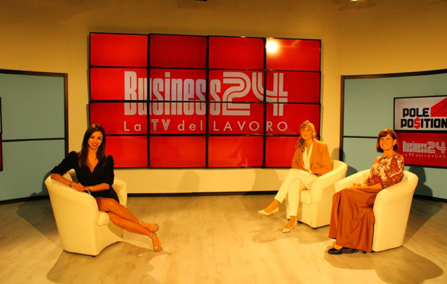 "TEAM mastery ospite a ""Business24 La TV del Lavoro"" su Sky"