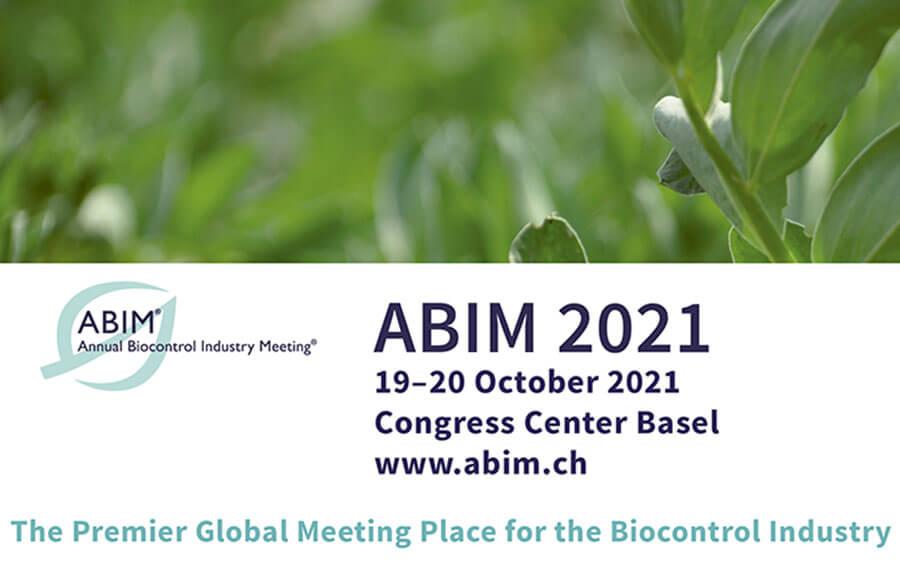 ABIM (2021): TEAM mastery partecipa all'incontro globale del settore del biocontrollo